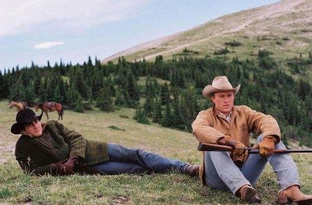 Brokeback Mountain Movies Entertainment Background