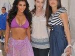 Michelle Trachtenberg Kim Kardashian Emmy Rossum
