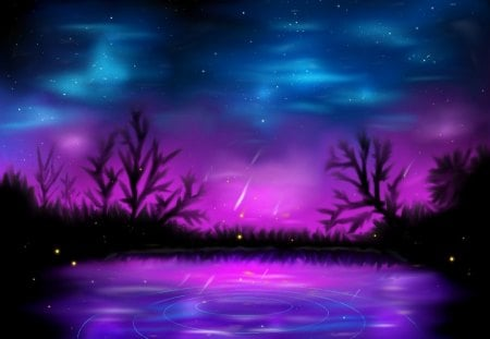blue purple night   other amp nature background wallpapers
