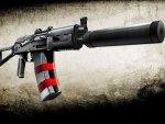 Kalashnikov AKS 74U