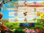 Beautiful 2013 Calender