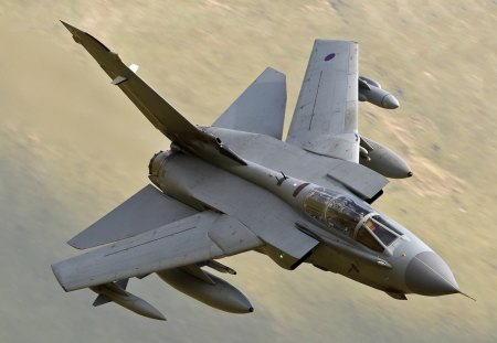 Panavia Tornado - royal air force, raf, jets, panavia tornado