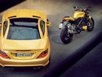 mercedes and ducati