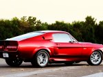 1967 Ford Mustang Shelby Cobra GT500