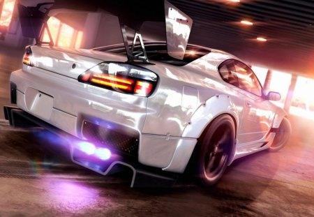 Need For Speed - car, need, for, speed