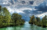 fantastic riverscape