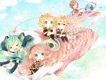 Chibi Vocaloids