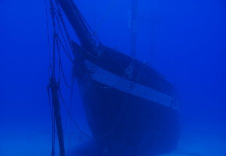 Ship Wreck - underwater, ship wreckage, wrecked ship, Shipwreck, ship wreck
