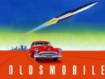 1951 Oldsmobile cover art
