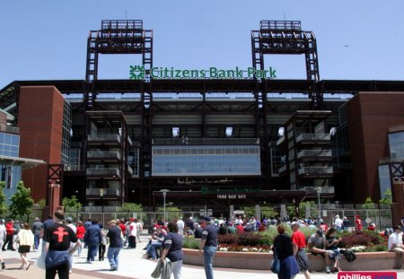 Citizens Bank Park (Phillies) - citizens bank park, phillies, baseball stadium
