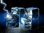 Electric Ice Cubes