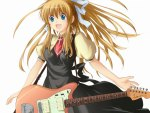 Misuzu Rocks Out!