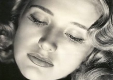 Priscilla Lane01 - arsenic and old lace, model, prisclla lane, cary grant