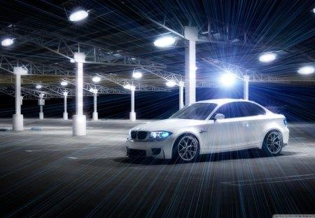 Car At Night Bmw Cars Background Wallpapers On Desktop Nexus