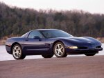 2003 chevy corvette front