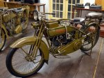 Early Harley-Davidson