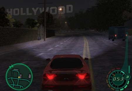 Midnight Club 2 In Hollywood - rockstar games, Midnight Club 2, hollywood, midnight club 2 in hollywood, midnight club