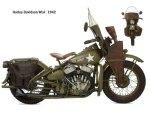 WW2 Harley Davidson