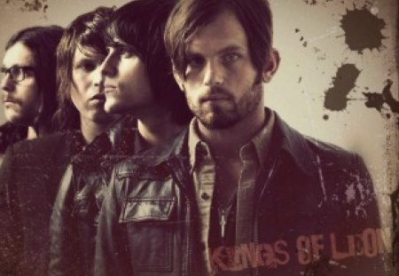 Kings Of Leon Wallpaper - kings of leon, band, music