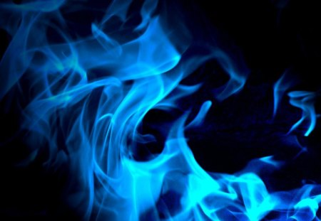 Blue Fire Other Abstract Background Wallpapers On Desktop Nexus Image 131272