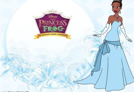 Disney Princess Tiana The Princess And The Frog Movies