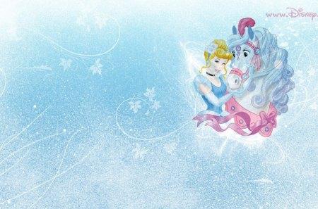 Disney Princess Cinderella Blue