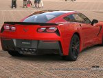 Corvette Stingray Final Prototype '2014