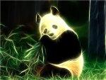 Fractal_Panda_Wallpaper_by_PimArt