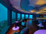 Subsix Underwater Nightclub in Niyama Maldives