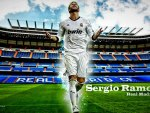 Sergio Ramos Real Madrid wallpaper