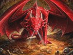 Dragon Series 2013 -Dragon in Red 1