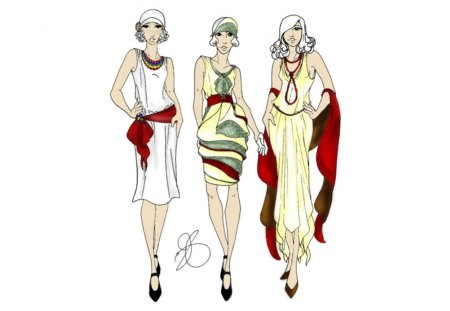 1920s Fashion Wallpaper s Desktop Wa
