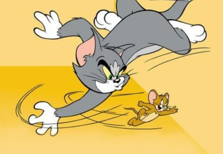 Tom and Jerry - tom, jerry