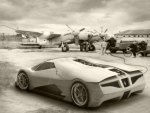 Splinter Sport Car and Mosquito
