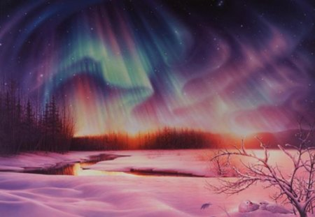 Winter Scene Winter Amp Nature Background Wallpapers On