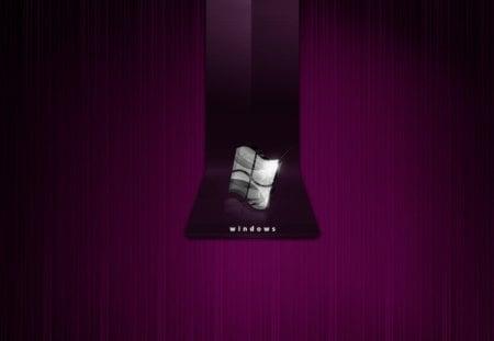Windows Purple Windows Technology Background Wallpapers On
