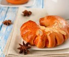 *** Danish with peach ***