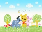 Winnie The Pooh: Crayola Style