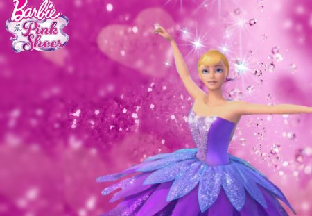 barbie in the pink shoes movies