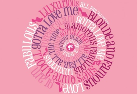 Barbie Pink Wallpaper 2 Other Entertainment Background
