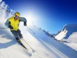 *** Skiing ***