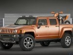 Hummer H3 Alpha Four Wheeler Project Trailhugger