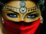 Beautiful Arab Woman