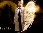 Misha Collins As Castiel