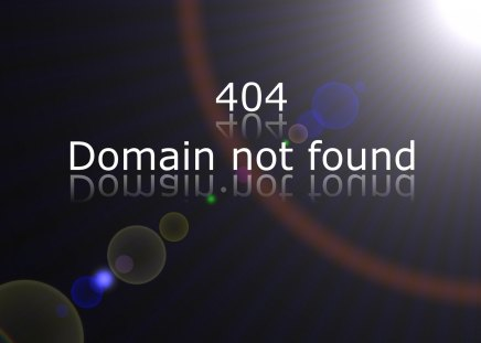 Domain not found - error, wrong, 404, server, errorpage, domain