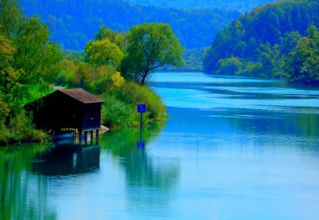 wallpaper peaceful flowing -#main