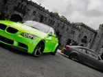 Lime Green M3