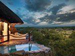 African Game Reserve Luxury Lodge