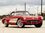 Corvette C1 Fuel Injection '1957