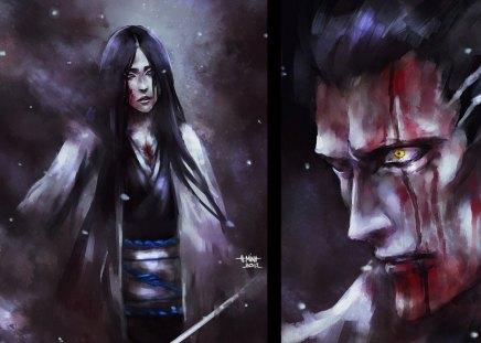 I used to look up to you - bleach, kenpachi, shinigami, epic, kenpachi no1, fight, captains, yachirou, zaraki, unohana